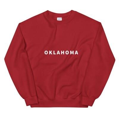 Oklahoma Unisex Sweatshirt