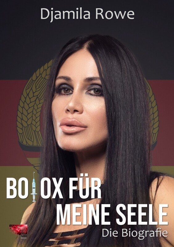 Botox für meine Seele - Djamila Rowe