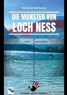 Die Monster von Loch Ness - Malcolm Robinson