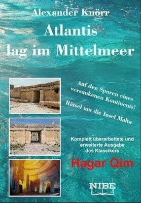 Atlantis lag im Mittelmeer