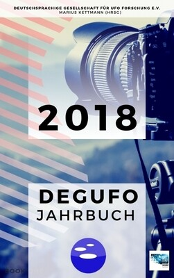 DEGUFO-Jahrbuch 2018 – Hrsg. Marius Kettmann