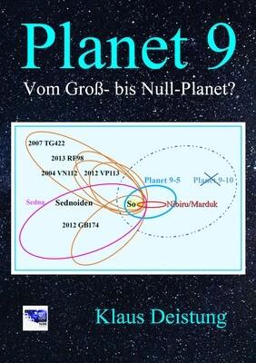 Planet 9 - Vom Groß- bis Null-Planet?