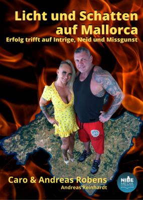 Licht und Schatten auf Mallorca - Caro & Andreas Robens Buch