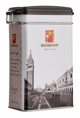 Tin San Marco Ground Coffee Gift Tin