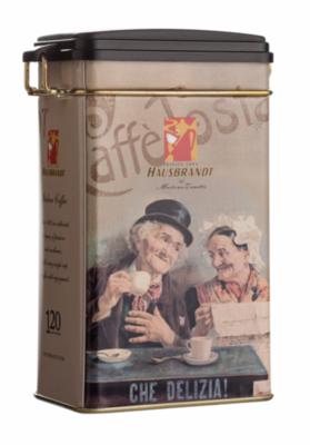 Tin Anniversary Ground Coffee Gift Tin