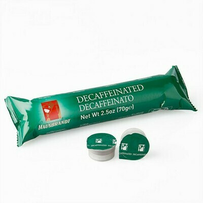 Hausbrandt Decaffeinato Coffee Capsules (Guzzini Only)