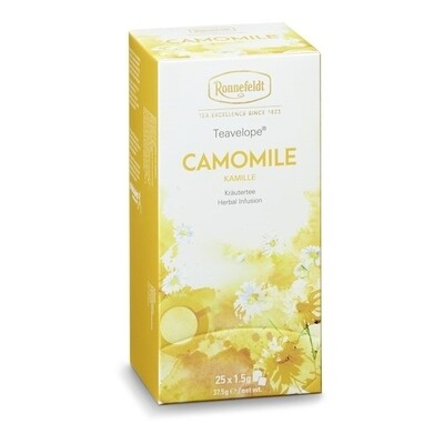 Teavelope Camomile Tea Infusion