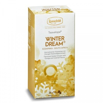 Teavelope Winterdream Rooibos Tea Infusion