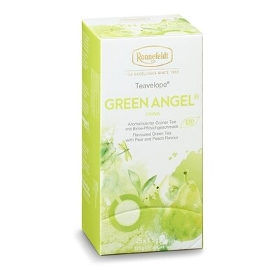 Teavelope Green Angel Organic Tea