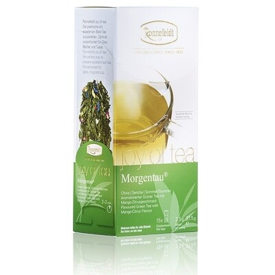 Joy of Tea Morgentau Green Tea