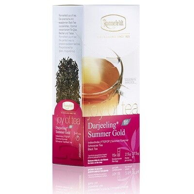 Joy of Tea Darjeeling Summer Gold