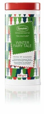 Tea Couture Winter Fairytale
