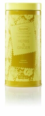 Tea Couture Herbs and Ginger