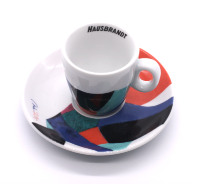 Hausbrandt Limited Edition Espresso Cup - Set of 6