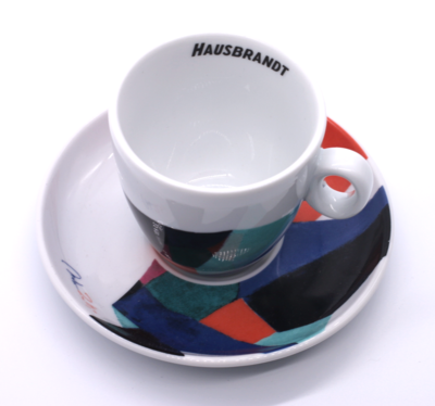 Hausbrandt Limited Edition Cappuccino Cups - Set of 6