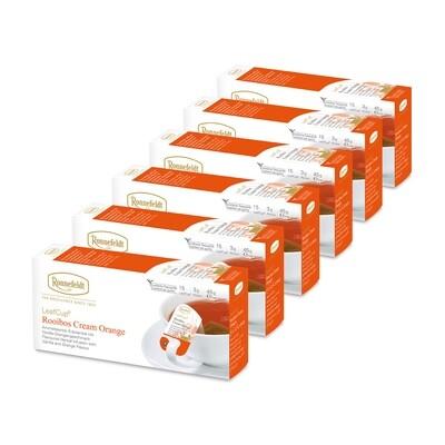 LeafCup Rooibos Cream Orange Tea (90)