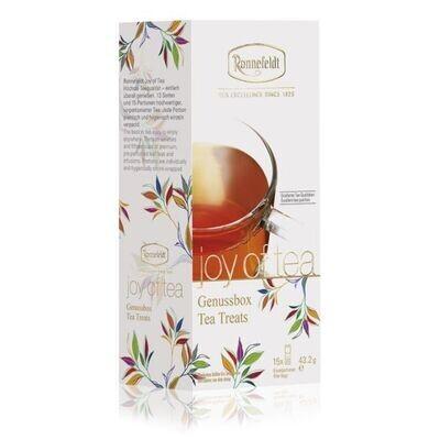 Joy of Tea Treats Tasting Box