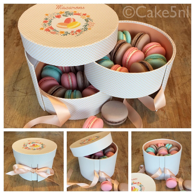 Luxe Macaron cadeaubox