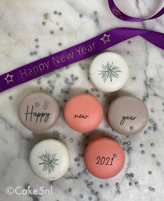 Happy new year Macarons