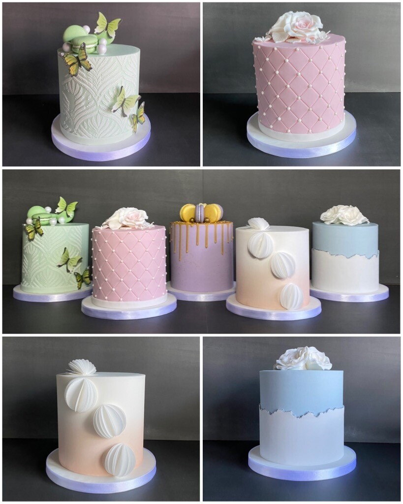 Create your own Cake 5