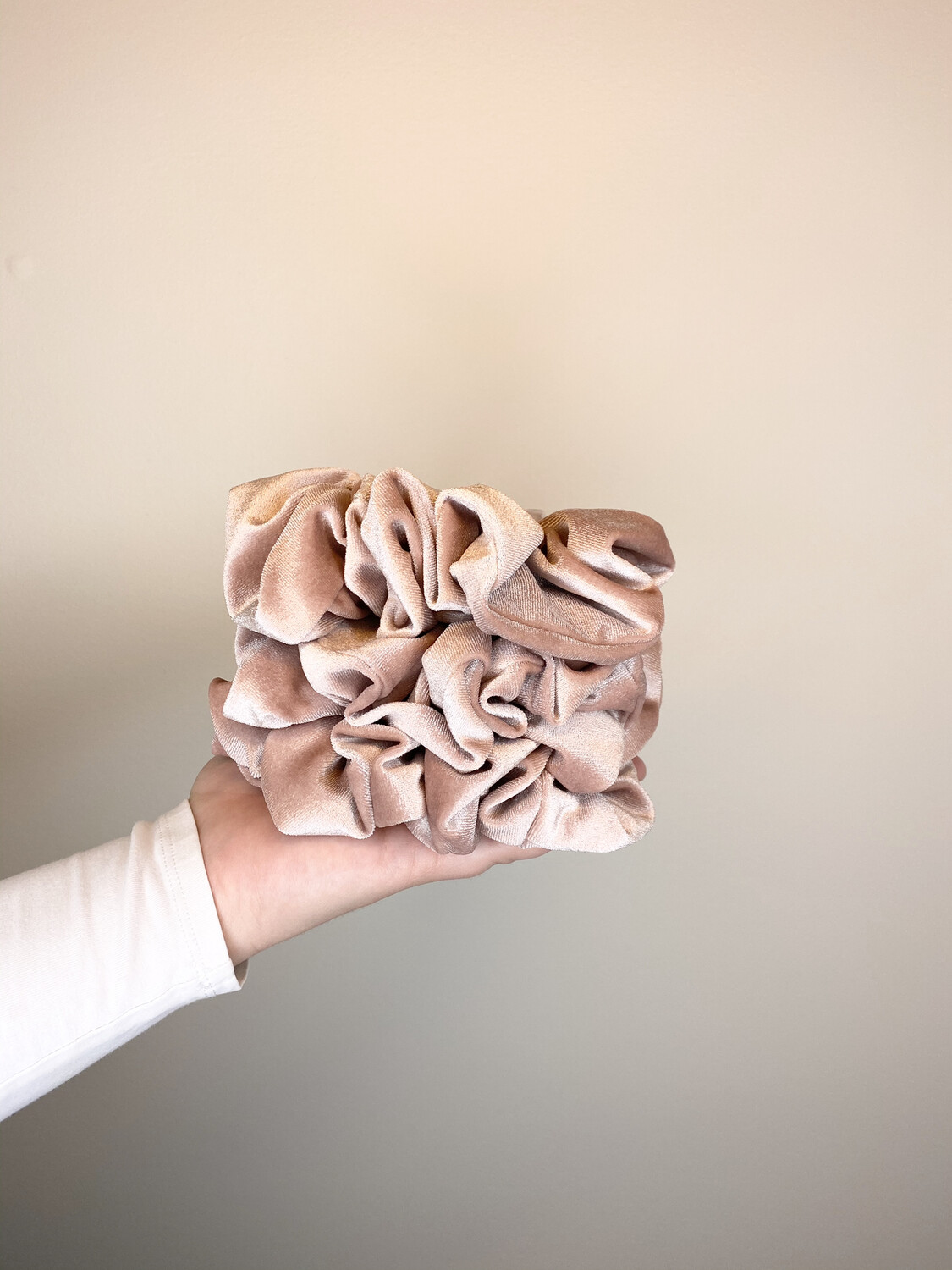 Beauty Scrunchie- Large