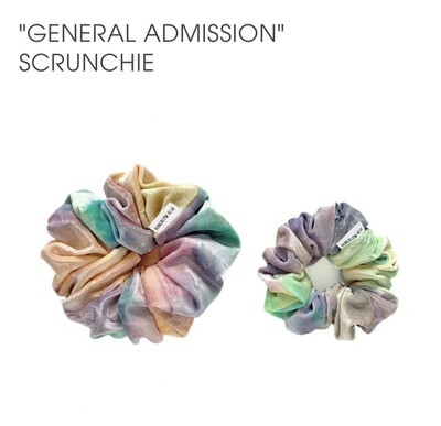General Admission Scrunchie - Large