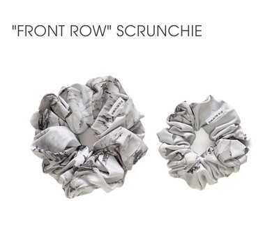 Front Row Scrunchie - Small