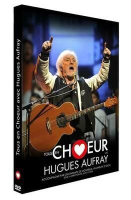 "DVD ""Tous en cœur"""