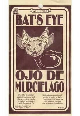 Hoodoo - Bat's eye