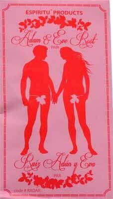 Hoodoo - Adam And Eve Root