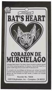 Hoodoo - Bat's Heart