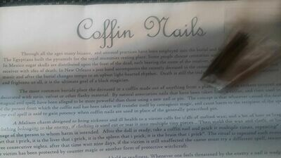 Coffin Nail Kit