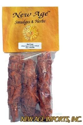 Sage - Red Sage  Three Pack