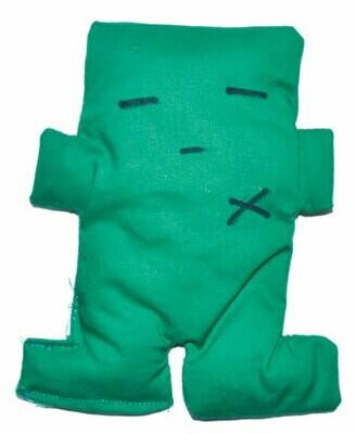 Hoodoo - Green Voodoo Doll