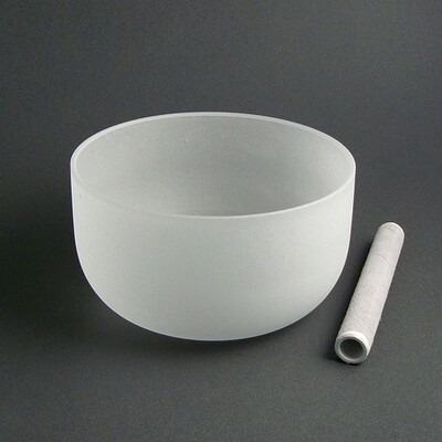 Singing Bowl - Crystal Singing Bowl
