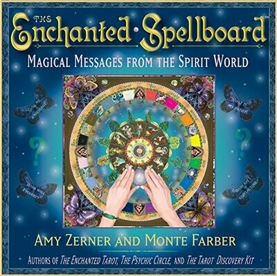 Quiji Board - The Enchanted Spellboard