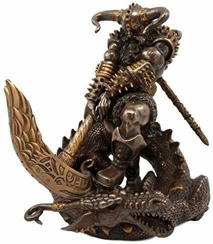 Statue - Thor