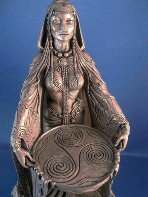 Statue - Celtic Danu Goddess