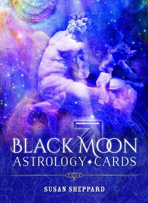Tarot Cards - Black Moon Astrology Cards