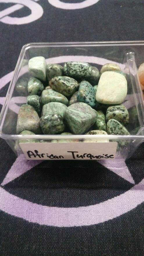 Stone - African Turquoise