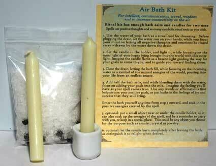 Spell Kit - Air Bath Kit