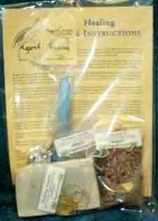 Spell Kit - Healing Ritual Kit