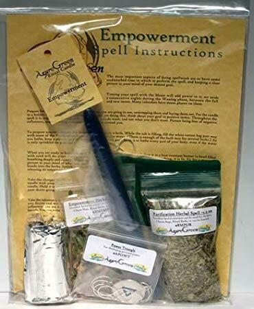 Spell Kit - Empowerment Ritual Kit
