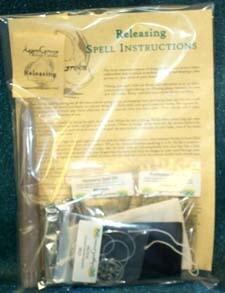 Spell Kit - Releasing Ritual Kit