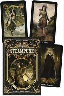 Tarot Cards - Steampunk