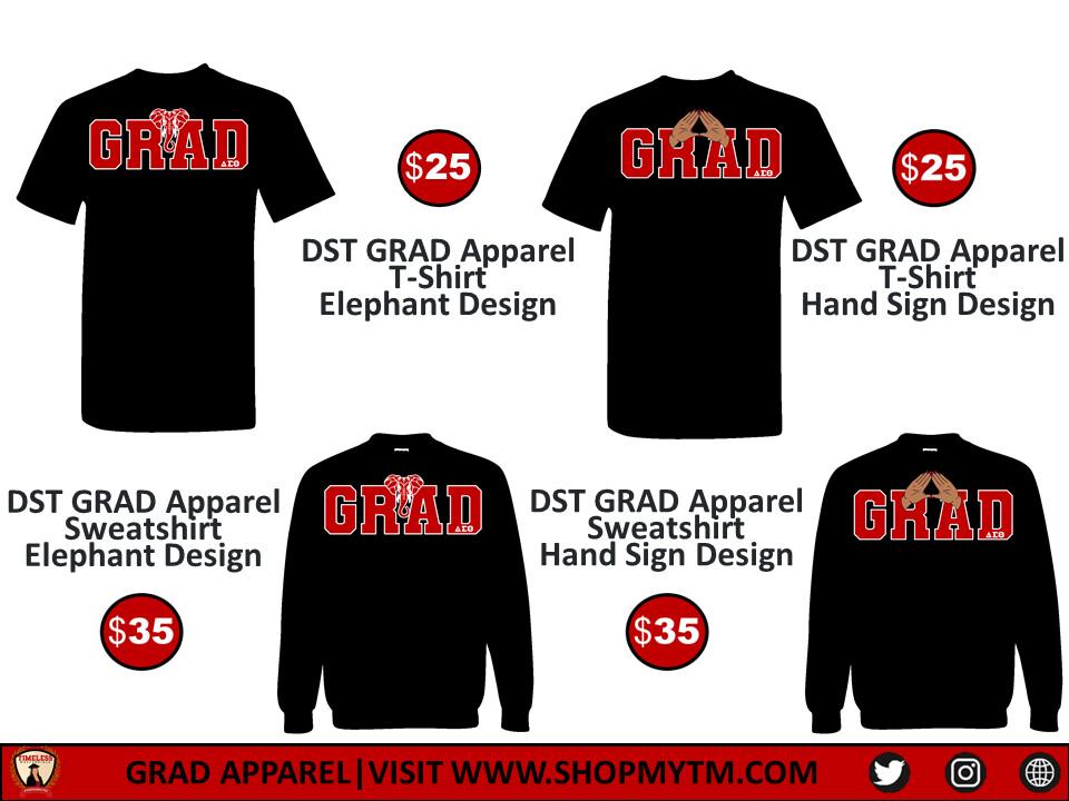 Delta GRAD Apparel Shirt