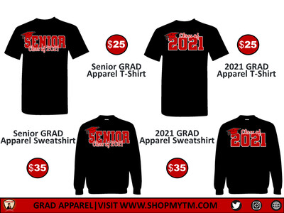 High School Grad Apparel Shirt