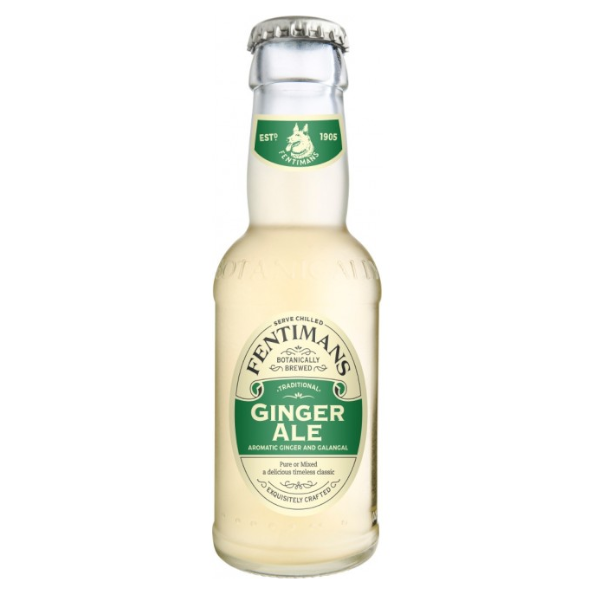 FENTIMANS - TONICS - GINGER ALE - 200 ml