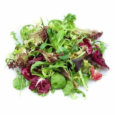 Salada Mista Higienizada 200g