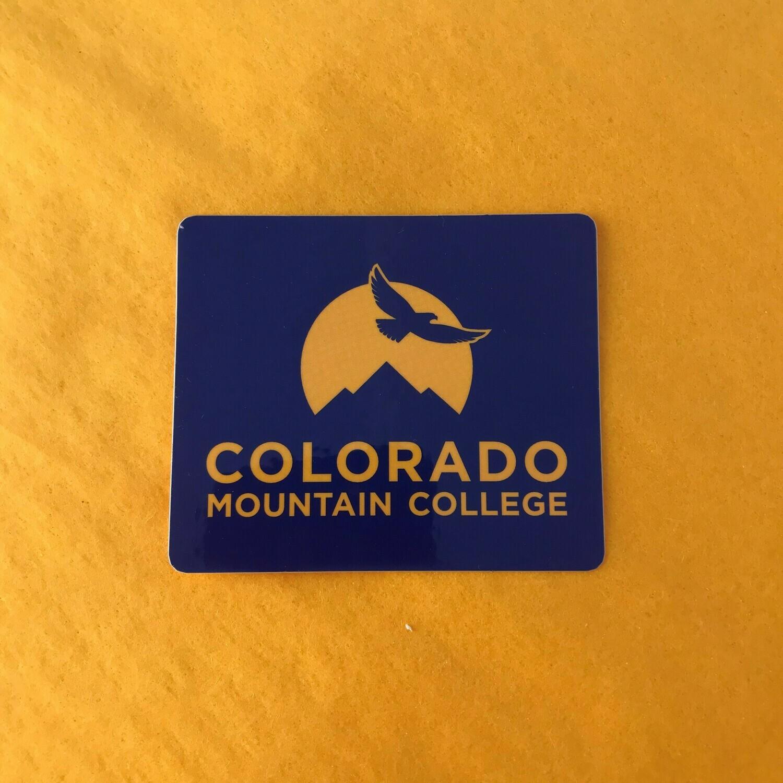 CMC Square Sticker